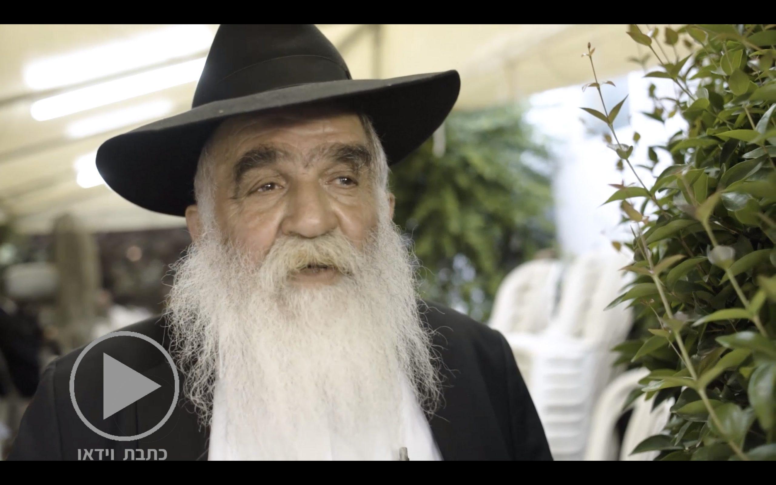 ״הוא היה הדמות המרכזית ביותר לכל התלמידים!״ מילותיו של הרב משה אדרעי שיחי׳ על הרב צבי גרינוולד ז״ל